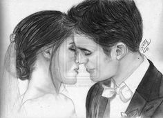 Mr and Mrs Cullen by Allie06 on deviantART