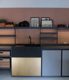 kitchen new industiral style