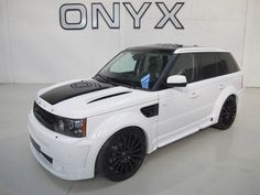 2012 Land Rover Range Rover Sport 5.0 SC by Onyx