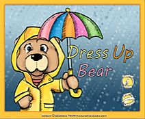 Dress Up Weather Bear - Smartboard Lesson Smart Board Activities, Smart Board Lessons, Weather Unit, Weather And Climate, Beginning Of Kindergarten, Kindergarten Activities, Education Quotes, Physical Education, Promethean Board