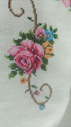 Cross Stitching, Cross Stitch Embroidery, Embroidery Patterns, Cross Stitch Charts, Cross Stitch Patterns, Bargello, Cross Stitch Flowers, Blackwork, Needlework