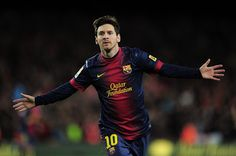 Lionel Messi World Best Football Player