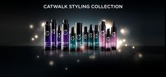 Tigi Catwalk Styling Collection.