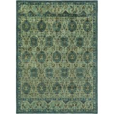 You'll love the Arensburg Teal Area Rug at Wayfair - Great Deals on all Rugs products with Free Shipping on most stuff, even the big stuff.