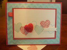 #Valentines #Card #DIY