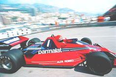 Niki Lauda - Monaco - Brabham
