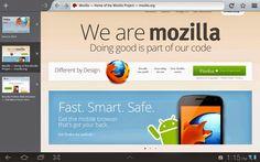Firefox gratis para android