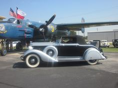 1932 Graham Model 57 convertible