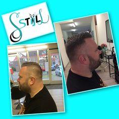 Skinfade, barberstyle , kapsalon SstijlL Baseball Cards, Sports, Sport