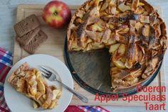 Boeren Appel-Speculaas Taart