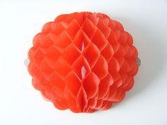 boule-en-papier- orange