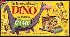 All sizes | The Flintstones Dino the Dinosaur Game | Flickr - Photo Sharing!