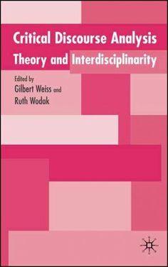 Critical discourse analysis dissertation