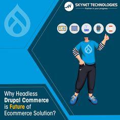 Why Headless Drupal Commerce is Future of Ecommerce Solution?  #Drupal #Drupal9 #HeadlessCMS #DrupalCMS #Drupal9Migration #DrupalMigration #DrupalCommerce #DrupalDevelopers #EcommercePlatform #EcommerceDevelopment #EcommerceSolution #HeadlessCommerce #CMS #HeadlessDrupal #EcommerceStore #Europe #Switzerland #Nevada #Ohio #USA #UK #Australia Ecommerce Store, Ecommerce Solutions, Ohio Usa, Ecommerce Platforms, Drupal, Nevada, Switzerland, Europe, Australia