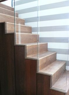 Cupboards and drawers under the stairs  grand designs | channel4 | the water tower | 100th episode | property design london | acr architects