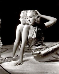 Betty Grable by George Hurrell [1930s]