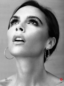 Victoria Beckham by Josh Olins for Vogue China