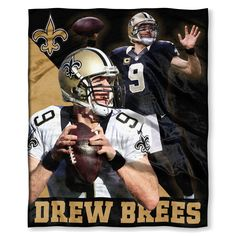 68a828660c6 Saints - Drew Brees OFFICIAL National Football League Players Association,  50