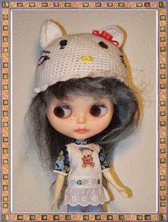 gorro nuevo Crochet Hats, Dolls, Caps Hats, Knitting Hats, Baby Dolls, Puppet, Doll, Baby, Girl Dolls