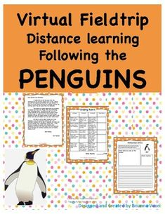 At home learning doesn't have to just mean at home! Student's can explore the world and even go on a virtual field trip with this awesome resource! Designed so students can attend a virtual field trip to lots of live destinations and resources for students to take notes, think deeper, and even compl...