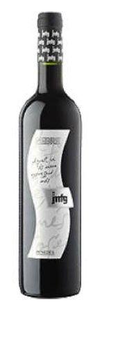 D.O. Penedès - J.M. FERRET GUASCH - Gebre Negre Ferret Guasch -100% Cabernet Sauvignon -  Vintage 2010