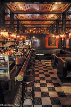 Karntner Bar (Adolf Loos), VIenna