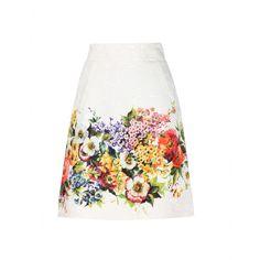 mytheresa.com - Brocade skirt - Short - Skirts - Clothing - Luxury Fashion for Women / Designer clothing, shoes, bags
