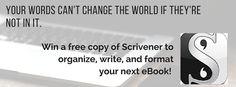 Scrivener Giveaway