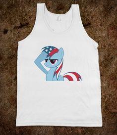 America Pony