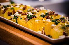 Salade de betteraves jaunes - Orange Sante