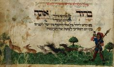 Additional 14762  AuthorEleazar of Worms TitleHaggadah for Passover (the 'Ashkenazi Haggadah'), German rite with the commentary of Eleazar of Worms OriginGermany, S. (Ulm?) Date3rd quarter of the 15th century, c. 1460 LanguageHebrew