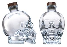 Crystal Head Vodka Review http://korsvodka.com/crystal-head-vodka-review/ #vodka #vodkabrands #bestvodka