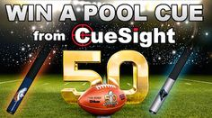 Win a Broncos or Panthers Pool Cue! Think you have what it takes to correctly pick the outcome of Super Bowl 50 Pool Cues, What It Takes, Panthers, Broncos, Baseball Field, Super Bowl, Magazine, Panther, Baseball Park