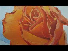 Gold Rose timelapse