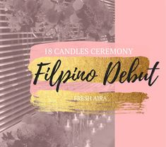 18 Candles Ceremony Filipino Debut My Wish For You, Make A Wish, Filipino Debut, 18 Candles, Best Speeches, Ornament Hooks, Father Daughter Dance, Mean People, Important People