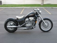 Destino Custom Garage, Custom motorcycles and parts - Honda Shadow 600 Bobber Parts