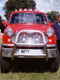 Now Thats A Frickin Awesome FrontEndFriday Beast Of Monster Mini FEF