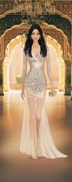 Bollywood wedding invitation