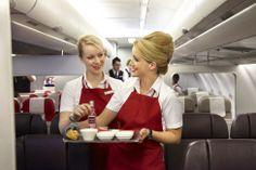 Virgin Atlantic Airways cabin crew   #cabincrew #inflight