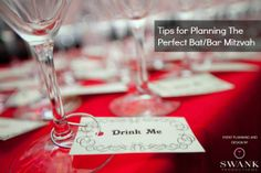 Planning The Perfect Bar or Bat Mitzvah - 9 Tips from Swank Productions - Mazelmoments.com