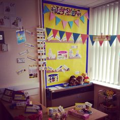 My toy shop role play area!