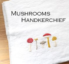 net store アンナとラパン powered by BASE New Hobbies, Stuffed Mushrooms, Embroidery, Cross Stitch, Relax, Stuff Mushrooms, Needlepoint, Punto De Cruz, Seed Stitch