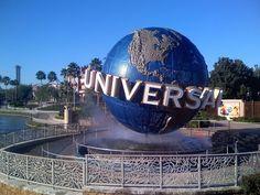 Universal Studios, Orlando, Florida