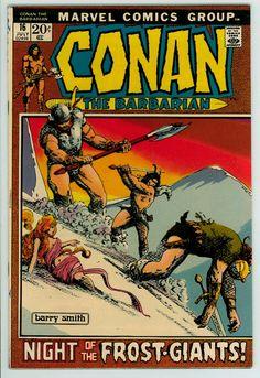 Conan the Barbarian 16 (FN+ 6.5)