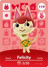 Felicity | Animal Crossing Wiki | FANDOM powered by Wikia