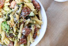 Chicken Sausage and Broccoli Pasta | Easy Dinner Recipe