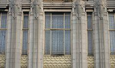 Elephants (The former Burtons Department Store - above Pratts & Payne) on Streatham High Road by John~C, via Flickr