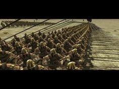 BATTLE OF GAUGAMELA - PERSIA FALLS TO ALEXANDER - YouTube