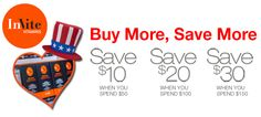 Visit www.invitehealth.com now and take advantage of this sale!