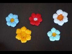 Урок вязания цветка крючком подготовлен нами для тех кто любит создавать маленькие шедевры своими руками. Цветок очень простой, но красивый и часто используе...